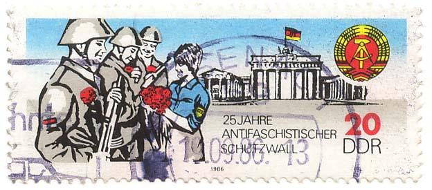 Antifaschistischer Schutzwall