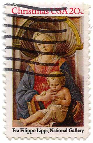 Christmas Usa Fra Filippo Lippi National