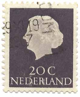 Queen Juliana - Nederland
