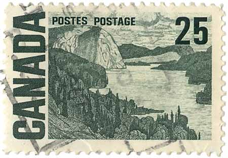 Postes - Postages - Canada