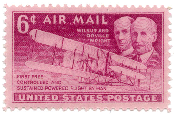 First Free Controlled Ans Sustained Powered Flight U S Postage Airmail 1949