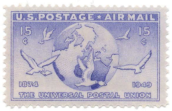 The universal postal union 1874-1949