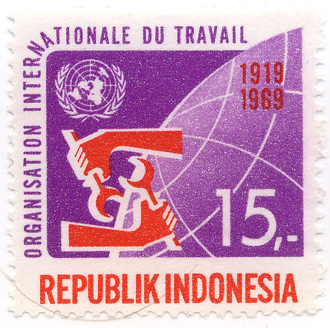 Organisation Internationale du travail 1919-1969