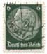 stamp #704 from German Empire