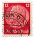 stamp #706 from German Empire