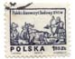 stamp #810 from Poland