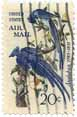 United States Air Mail | Audubon 1785 - 1851