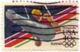 Air Mail - Olympics 84 USA