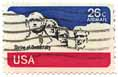 Air Mail - Shrine of Democracy - USA