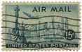 Air Mail - United States Postage