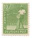 Deutsche Post - 10 Pfennig