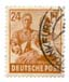 Deutsche Post - 24 Pfennig