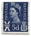 Queen Elizabeth II, Postage Revenue
