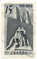 Postes - Postage - Canada - 1918-1968