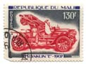 "Franklin ""E"" - 1907 - Republique du Mali"