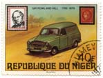 timbre Niger