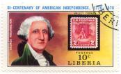 Bi-centenary of American Independence 1776-1976 - Valley forge - George Washington