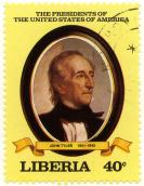 The presidents of the United States of America - John Tyler 1841-1845