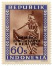 Freedom Jogjakarta 6 July, 1949 from Indonesia