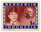 Soekarno dan George Washington