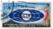 ICSW - 15th International Conference on Social Welfare Manila, September 6-12, 1970