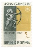 Asian Games IV - Djakarta 1962 - Ever onward