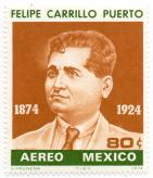 Felipe Carrillo Puerto 1874-1924