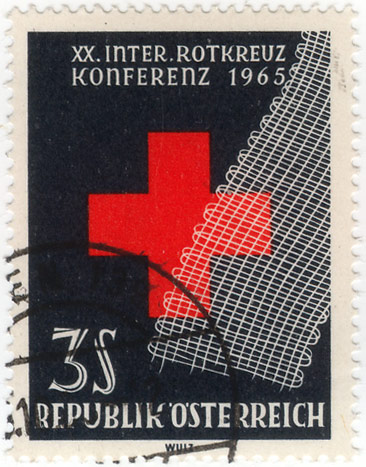 XX. Internationale Rotkreuz Konferenz 1965