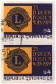 25. Europa Forum Wien 1979 - Lions International