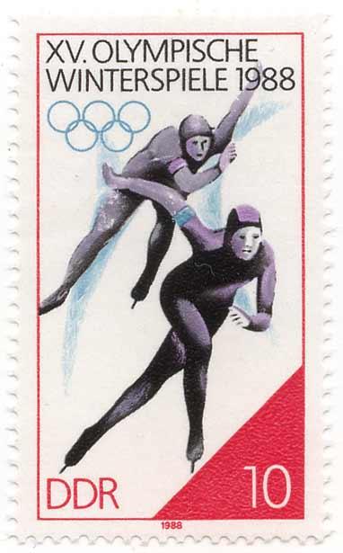 Olympische Winterspiele 1988