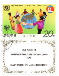 International year of the child 1979 - Happiness to all children